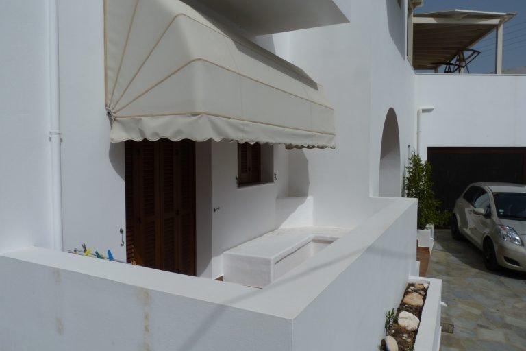 Room 8 balcony